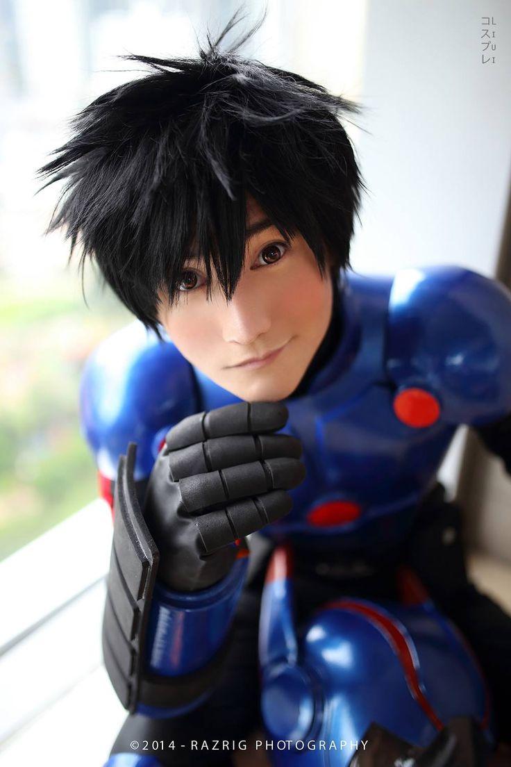 Wow! Hiro. Big Hero 6. I love this cosplayer.