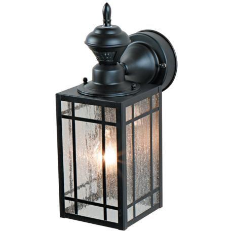 14 best beautiful outdoor lights images on pinterest exterior point grove 14 14 dusk to dawn motion sensor outdoor light workwithnaturefo