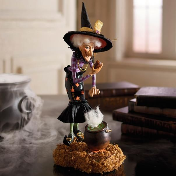 Bewitching Opal Figure