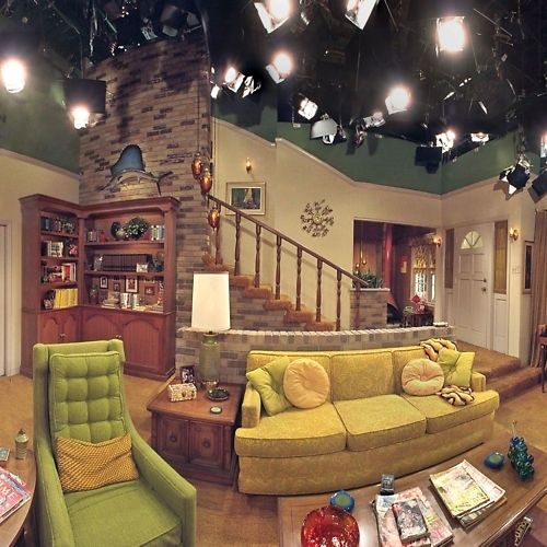 81 best images about tv movie homes on pinterest for 70s living room furniture