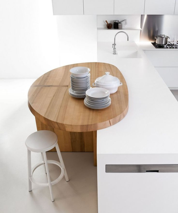 What's on the menu in the modern kitchen? Italian company Elmar is dishing out a heaping serving of style in the Slim kitchen. This elegant kitchen is minimalist by...