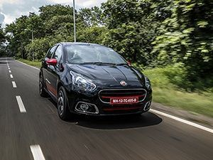 Abarth Punto Evo India First Drive Review