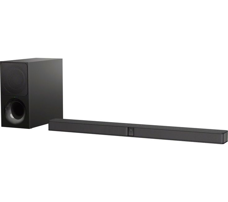 Buy SONY HT-CT290 2.1 Wireless Sound Bar Price: £199.00 Top features:- Power and clarity for your entertainment with 300 W of 2.1 surround sound- Bluetooth makes streaming music easy- HDMI and optical connections for flexibility when connecting to other equipment- Stylish design that fits seamlessly into your setupPower and clarity for your entertainmentWhether it's a fast-paced action film,...