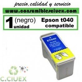 CARTUCHO COMPATIBLE EPSON T040