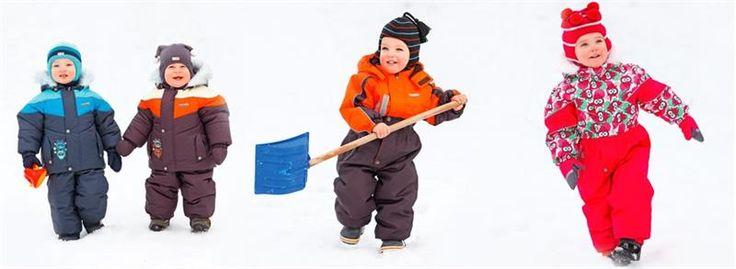 Финские зимние костюмы для малышей в питере