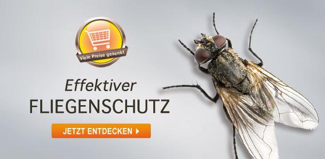 Große Auswahl an Fliegenschutz-Produkten zu günstigen Preisen: