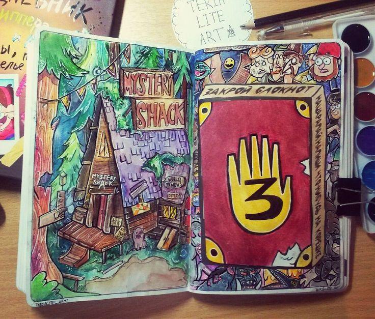 Wreck This Journal | Уничтожь меня | Keri Smith