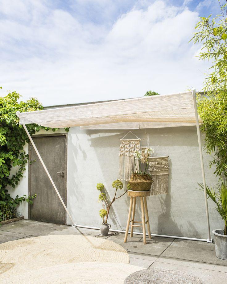 25 beste idee n over tuin luifel op pinterest - Openlucht tuin idee ...