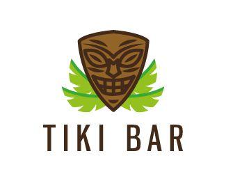 Logo Design - Tiki Bar