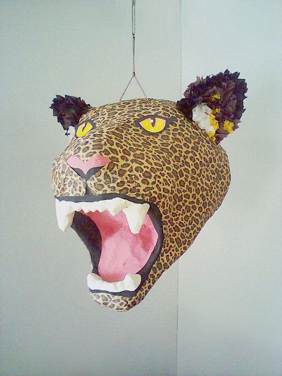 Pinata / Leopard Head / RTS