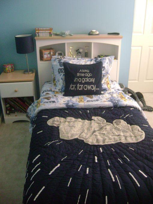 20 best Star Wars bedroom ideas images on Pinterest | Bedroom ...