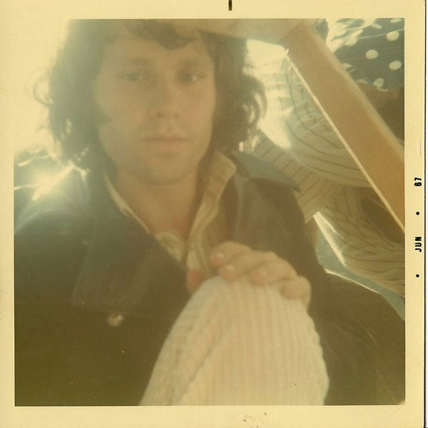 Jim Morrison - Photo by Victoria Joyce - Mt Tam 1967 - Break on Through
