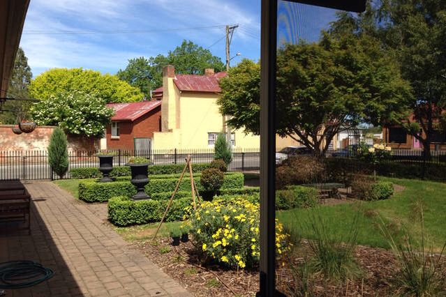 Garden Studio at Cornwall Cottage,  Evandale  Tasmania (listed on airbnb)