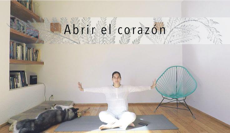 Yoga para Abrir el Corazón - clase de yoga gratis en Youtube - Kundalini yoga Cultivarium