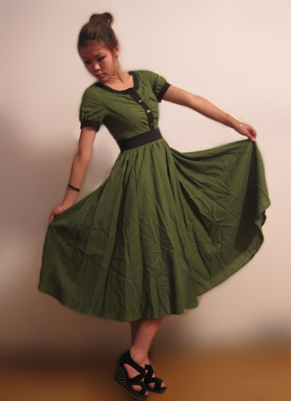 215 best Dark Sage/Moss/Olive/Fern etc. Green Dress Ideas for ...