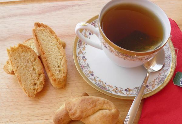 Παξιμάδια γλυκάνισου - Συνταγές Μαγειρικής - Chefoulis