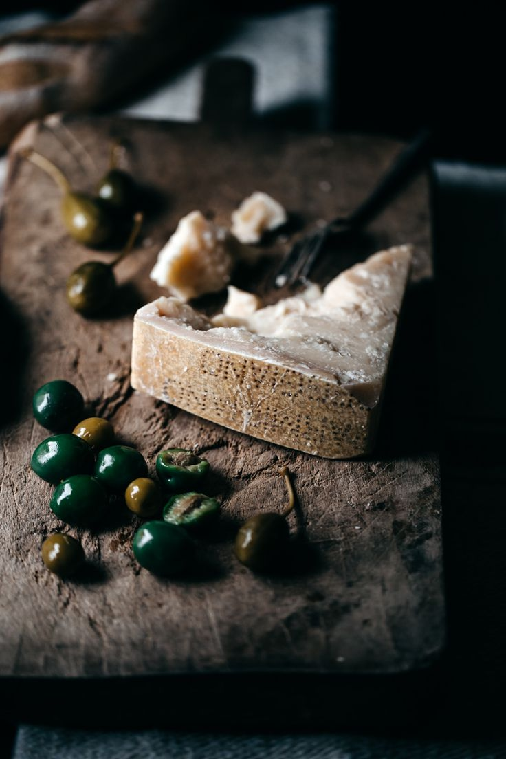 A 30-Month Aged Parmigiano Reggiano and a Cheesy Proposal