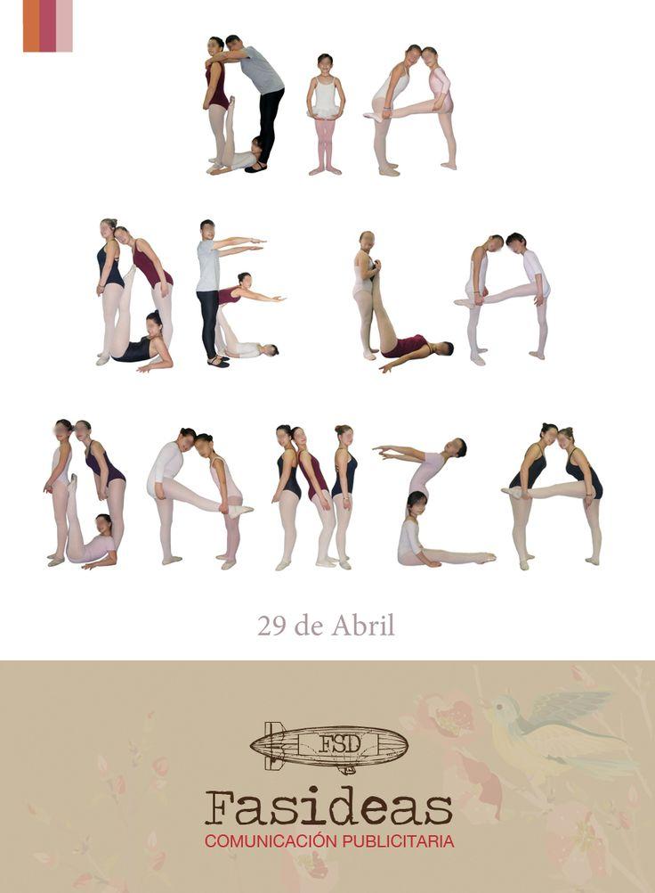 Feliz Dia de la Danza #DanceDay #InternationalDanceDay #desing #ballet #DíadelaDanza