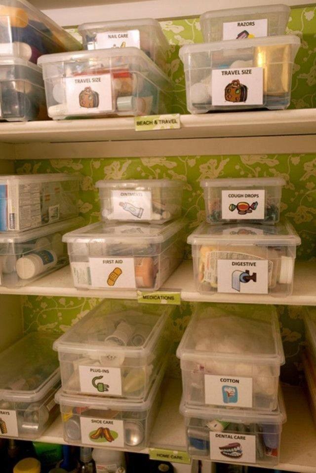 17 Best Images About Organize My Medicine Cabinet On Pinterest Medicine Cabinet Makeovers