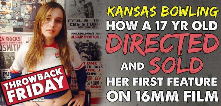 How a 17 yr old Shot & Sold her 1st Feature on Super 16mm Film Every once in a while, I get sent a story that blows my mind. Thestory is a 17-year-old 1st-time director shoots and sells her first feature film (that was shot on 16mm Film) right out of the gate. How that…