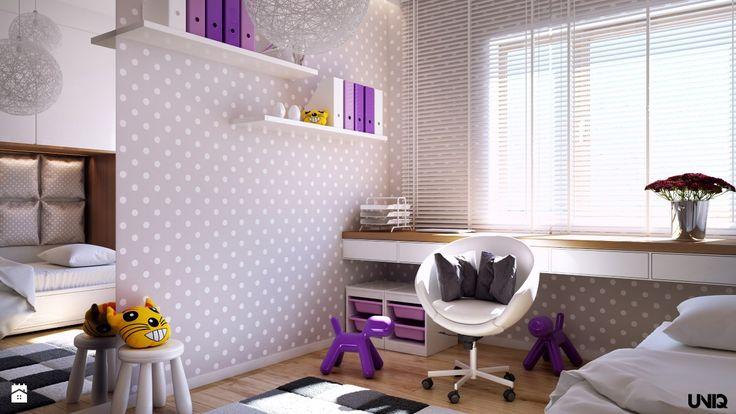 Pokój dziecka styl Klasyczny - zdjęcie od uniq - Pokój dziecka - Styl Klasyczny - uniq
