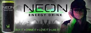 NEON Energy Drink Ingredients Nutrition Facts  Find out more about NEON Energy Drink at http://neondrink.co/ NEON Energy Drink is the healthy energy drink made with natural ingredients. In this video Dr. Michael ...