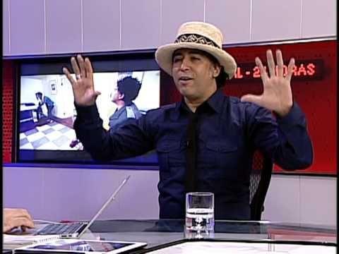 Entrevista de @christianpino al músico chileno Manuel García @ManuGarPez...