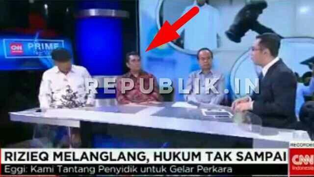 """Telak Eggy Sujana Lagi-Lagi Permalukan Musuh Habib Rizieq kali ini di Acara CNN - Video  Republik.in Setelah sempat bertemu dalam acara ILC dengan topik """"Membidik Habib Rizieq"""" Eggy Sujana Pengacara Habib Rizieq kembali dipertemukan dengan Jamin Ginting (Akademisi Hukum Pidana UPH) dalam sebuah siaran wawancara di channel CNN. Dalam acara yang bertajuk """"Rizieq Melanglang Hukum Tak Sampai"""" tersebut Eggy Sujana kembali mematahkan argumen yang disampaikan berbagai pihak terkait kasus Habib…"""