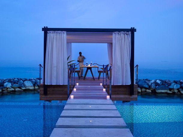 Курорт Velaa Private Island на Мальдивах