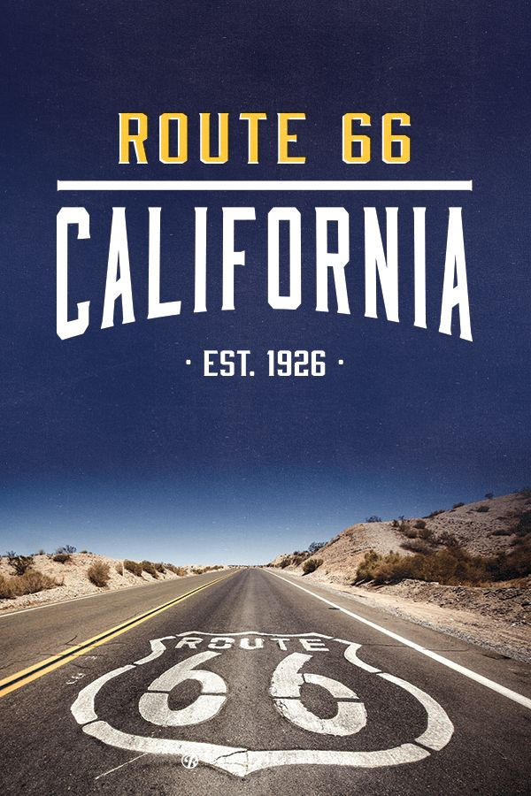 Californiau0027s Route 66 old Los Angeles to