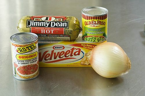 Jacked up Queso Dip, I have got to try this.....The Pioneer Woman