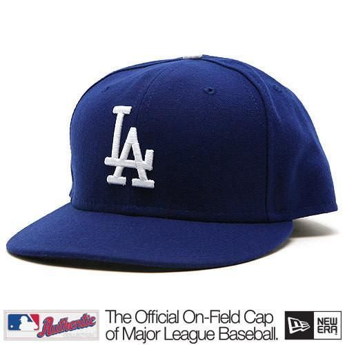 Los Angeles Dodgers Official On Field Hat