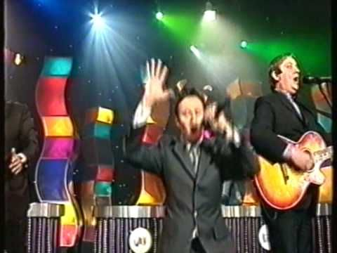 Good News Week 2000 - Paul McDermott and John Moloney - REM Medley