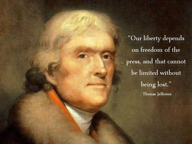 Image Result For Thomas Jefferson Quotes Freedom
