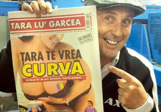 Garcea s-a inscris in UNPR