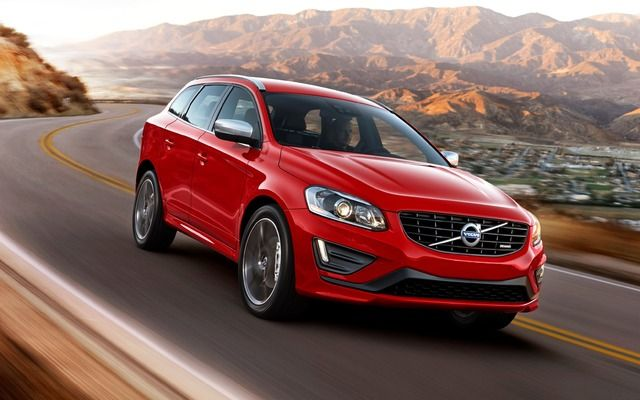 Galerie de photos « Volvo XC60 2015 », photo 1/4.