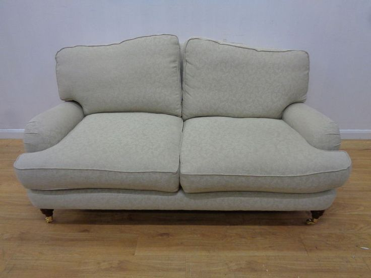 Light signs of use. Legs and bottom edge of sofa scuffed. There are two levels of product quality available. All products bought through the Laura Ashley Outlet are available for collection from our warehouse in Derby. | eBay!