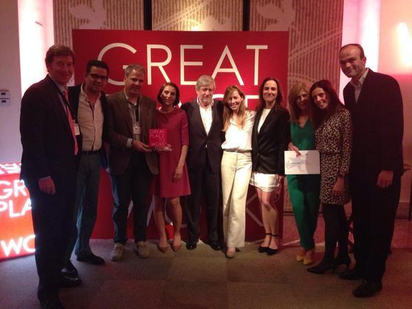 Un año más, Informa D&B es premiada en los premios Great Place to Work. ¡Muchas gracias a todos los que lo hacéis posible!