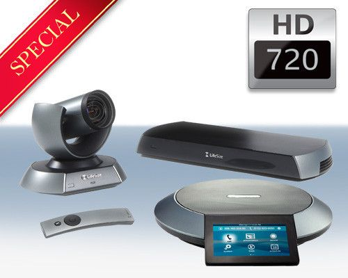Super Special Price! LifeSize Icon 600. 10x camera, 2ndGen phone and 1 Year Assurance Maintenance Service (AMS) included!