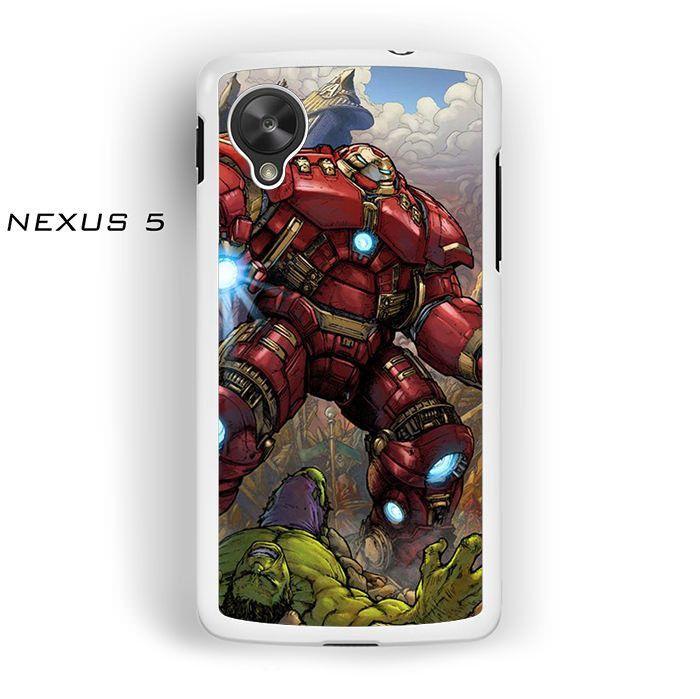 Iron Hulk Armor of Iron Man for Nexus 4/Nexus 5 phonecases