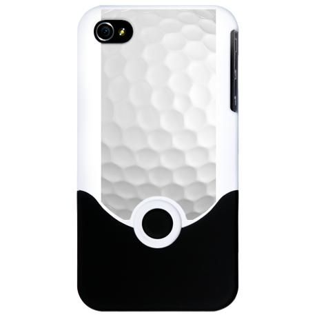 Golf Ball iPhone 4 Slider Case. Subtle and stylish!