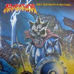 "KRABATHOR ""Only Our Death Is Welcome..."" [LP, 1992]"