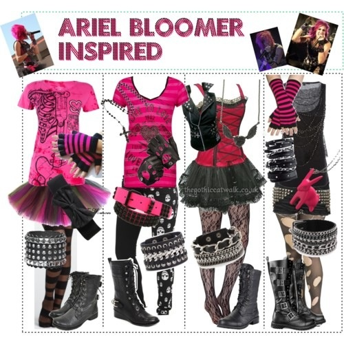 I Would Wear All Of These Outfits And Totally Rock Them Clothes Pinterest Ariel Rock