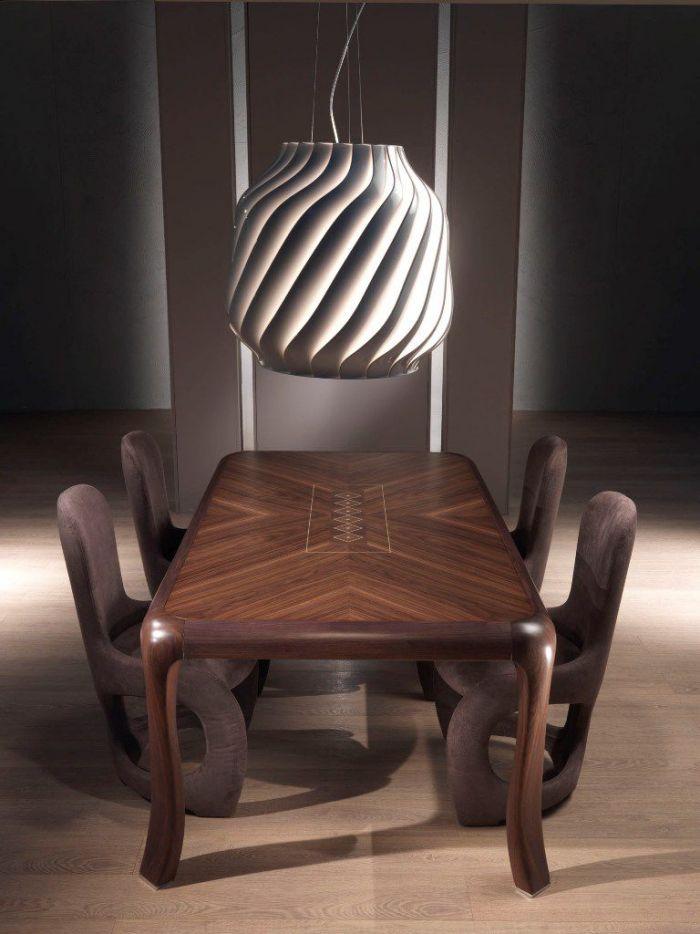 Moderne Massivholz-Esszimmermöbel – Die Natur spüren | Eszimmer ...