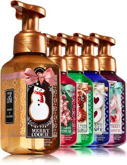 Made With Love Gentle Foaming Hand Soap Bundle - Soap/Sanitizer - Bath & Body Works