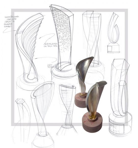 TROPHY DESIGN ENTRIES, Cochin