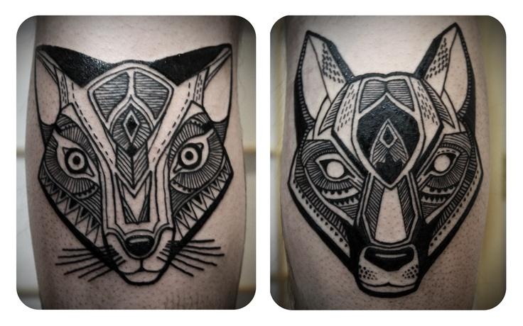 Geometric Tattoos / Love Hawk: Tattoo Ideas, David Hale Tattoo, Tattoo Inspiration, Body Art, Tattoo'S, Geometric Tattoos, Hawk Tattoo, Ink
