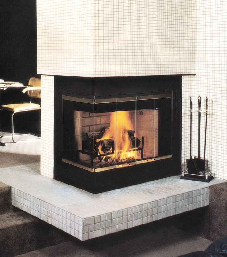 Fireplace Design fireplace wood burning : 92 best FIREPLACE images on Pinterest