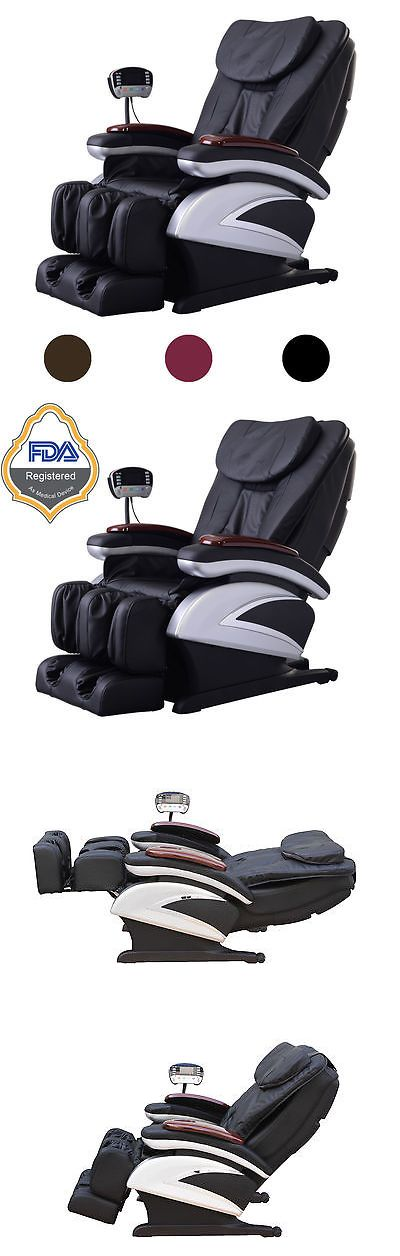 Electric Massage Chairs: New Full Body Shiatsu Massage Chair Recliner W/Back Roller And Heat Stretched Foot -> BUY IT NOW ONLY: $46.99 on eBay!