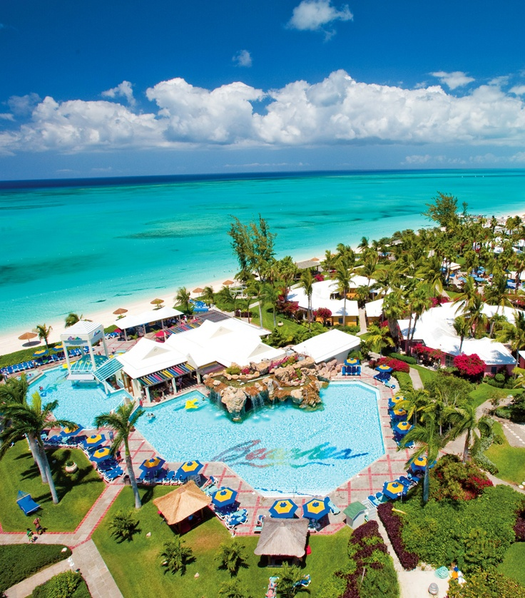 Beaches Resorts: Spectacular Views Spanning From The Pool To The Beach
